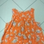 Bluzka kwiatki pomaranczowa 40 L