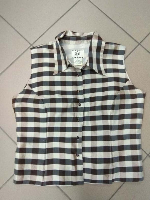 Bluzka rozpinana kratka ICE L 40