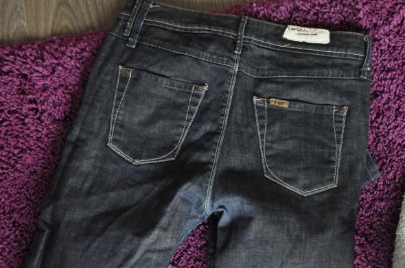Spodnie Spodnie dżinsowe LEE