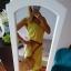 Zolta sukienka oversize