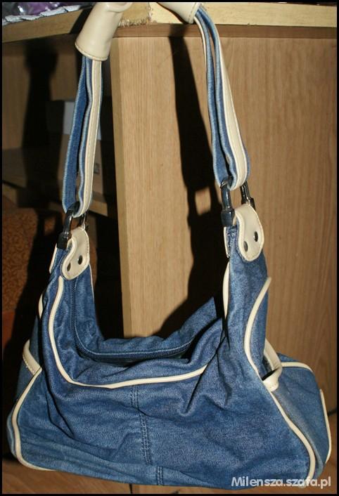Torebka torba jeansowa cena z wysyłką