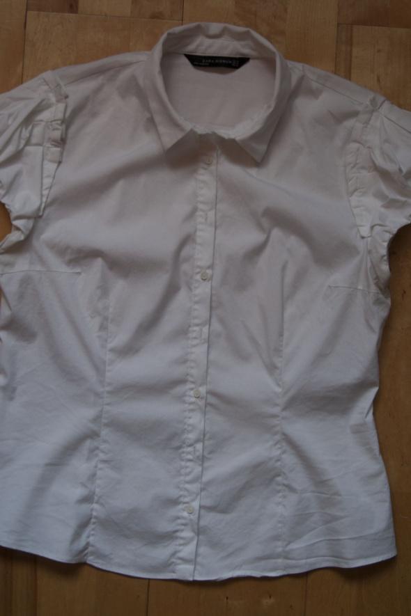 Biała Bluzka Zara XL