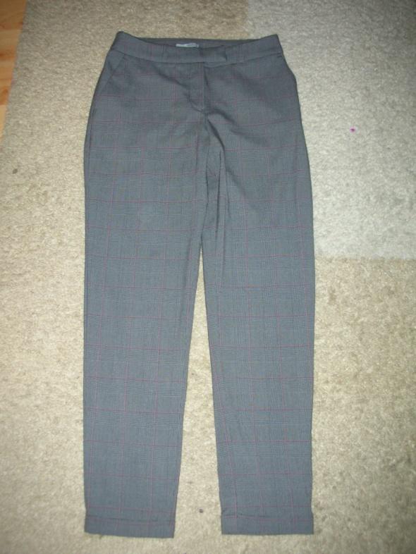 Spodnie w kratkę r S...