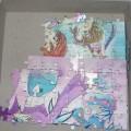 WITCH Czarodziejki puzzle 3D