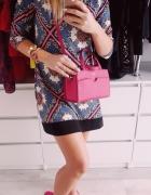 Chanel wzór piękna wiosenna sukienka...