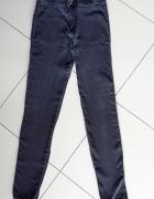 Spodnie rurki Bershka rozmiar M...