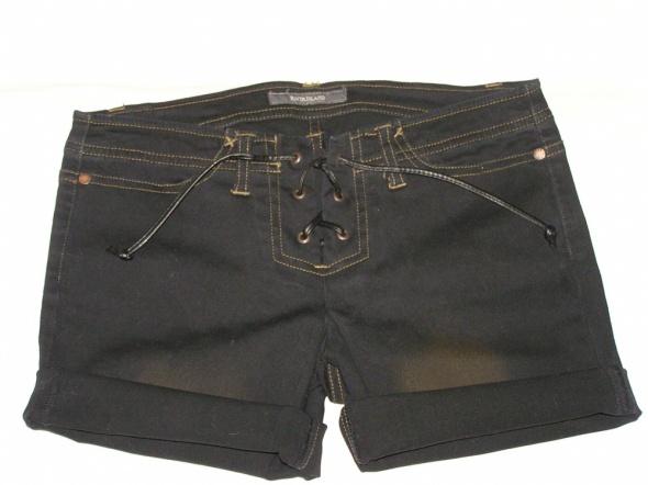 Spodenki Szorty spodenki jeansowe RIVER ISLAND