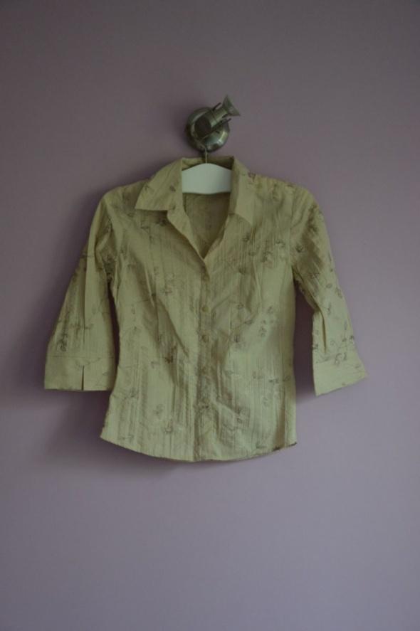 Koszule koszula beż M