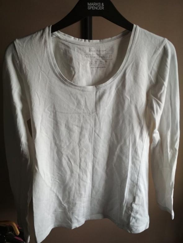 Biała bluzka z długim rękawem atmosphere 36...