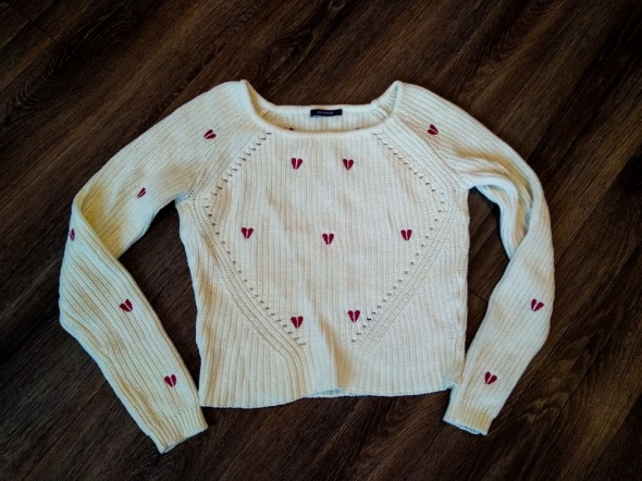 Sweter crop top Promod...