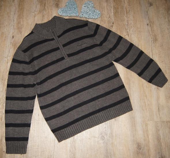 Sweter Męski PIERRE CARDIN rozm L...