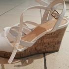 Nowe buty na koturnie new look 38