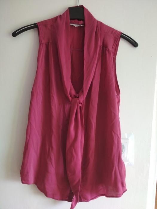 Malinowa bluzka rozmiar 38 ATMOSPEHERE
