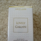 Woda toaletowa Lovely Garden 50ml NOWA