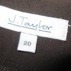 J Taylor spodnie plus size rozmiar 50 XXXL