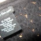 Calvin Klein Jeans dzianinowe bolerko XL