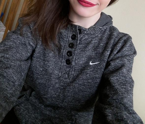 Ubrania Bluza Nike