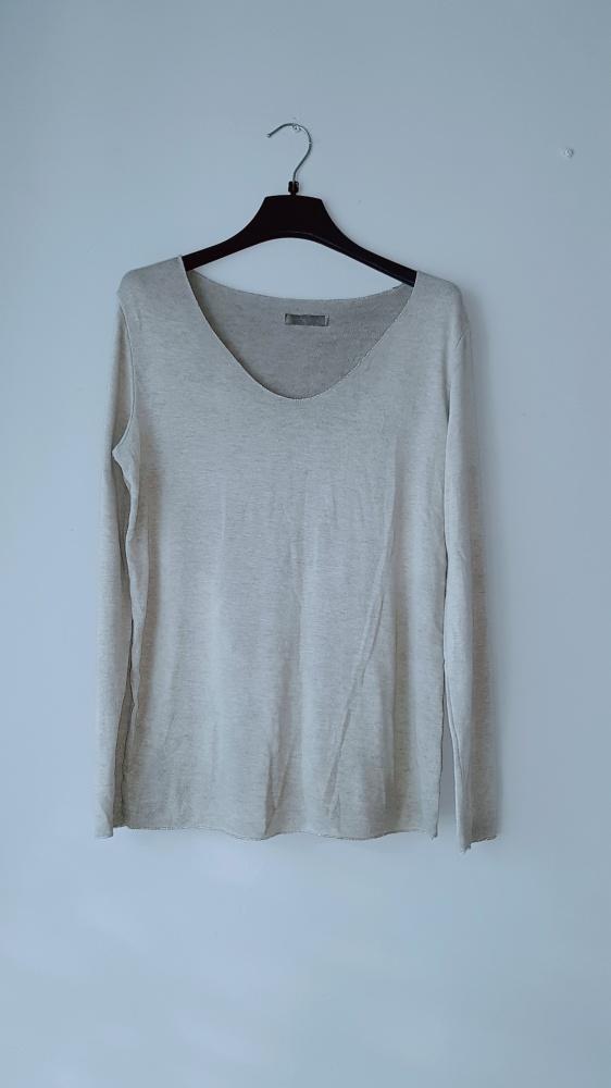 Idealna jasno zielona bluzka M...