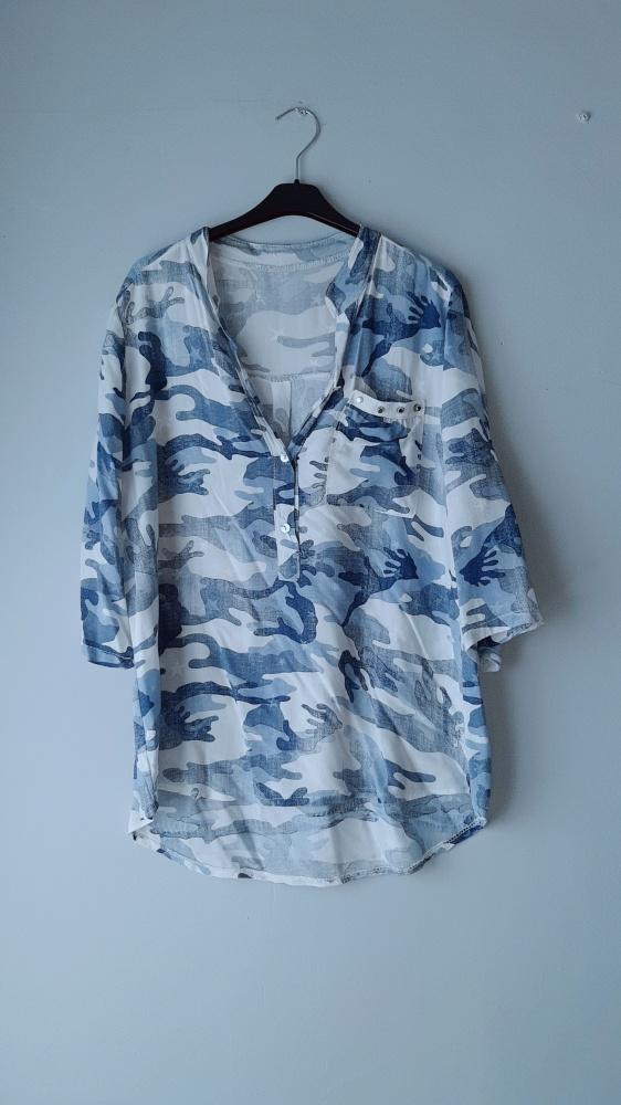 Idealna bluzka moro...