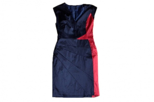 154 elegancka sukienka 38