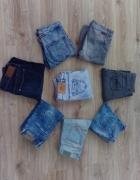 Spodnie jeansowe 20 zl...