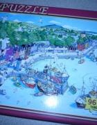 NOWE puzzle 96 sztuk dla dziecka i dla dorosłego...