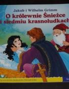 BAJKA braci GRIMM O królewnie Śnieżce i 7 krasnolu...