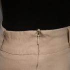 Spodnica elastyczna nude