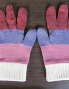 Kolorowe rękawiczki...