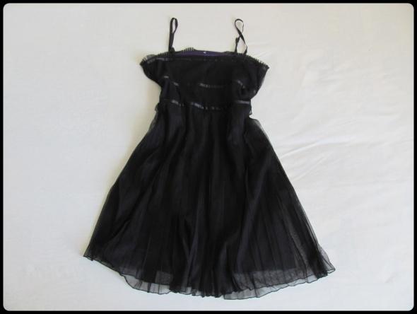 ONLY sukienka plisowana 36 i małe 38 wesele...