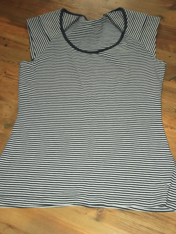 Marynarska bluzeczka rozmiar 36