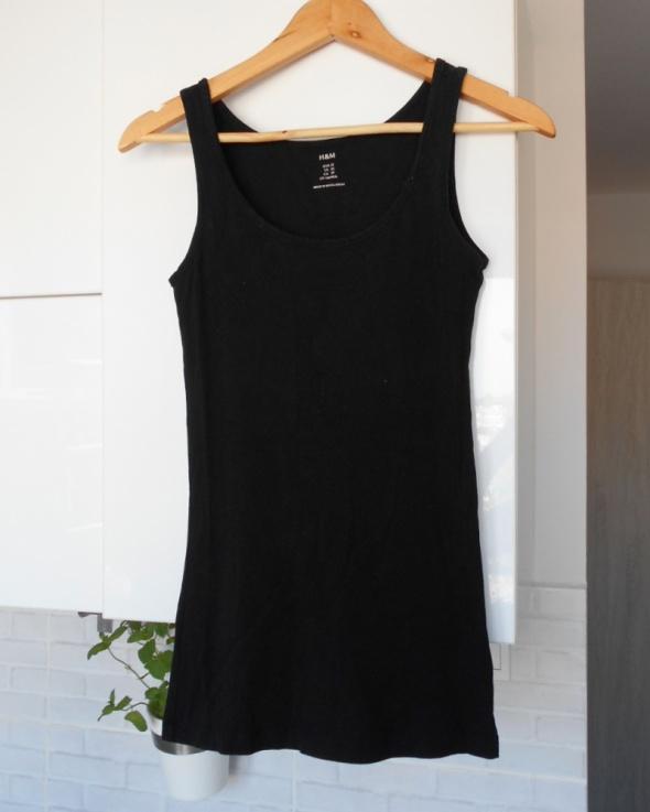 HM czarna bokserka klasyka minimalizm