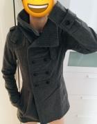 Bershka płaszcz rozmiar S...