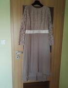 sukienka z klasą...