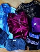 MEGA PAKA 36 S Zara Hollister Adidas New Look Divided H&M...