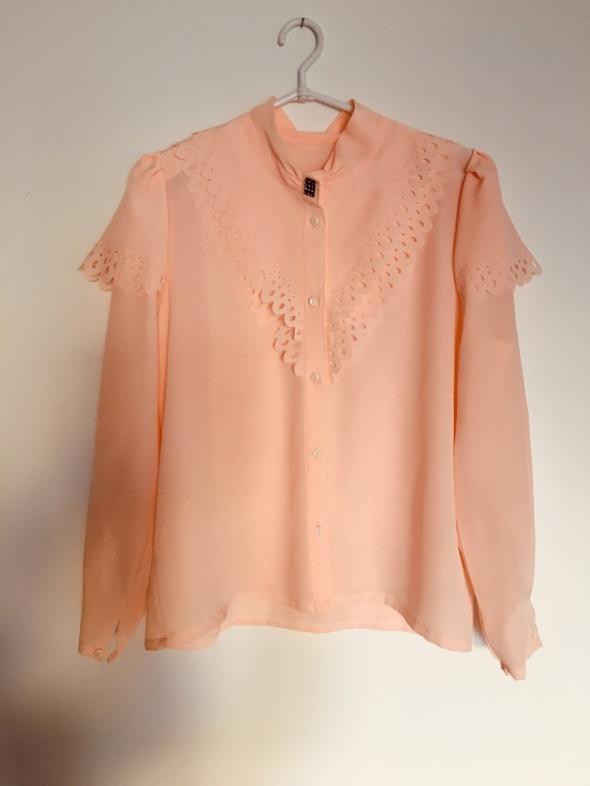 Elegancka Bluzka Koszula 40 L