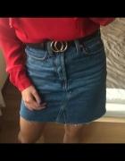 Wyprzedaż nowa jeansowa spódniczka hm...