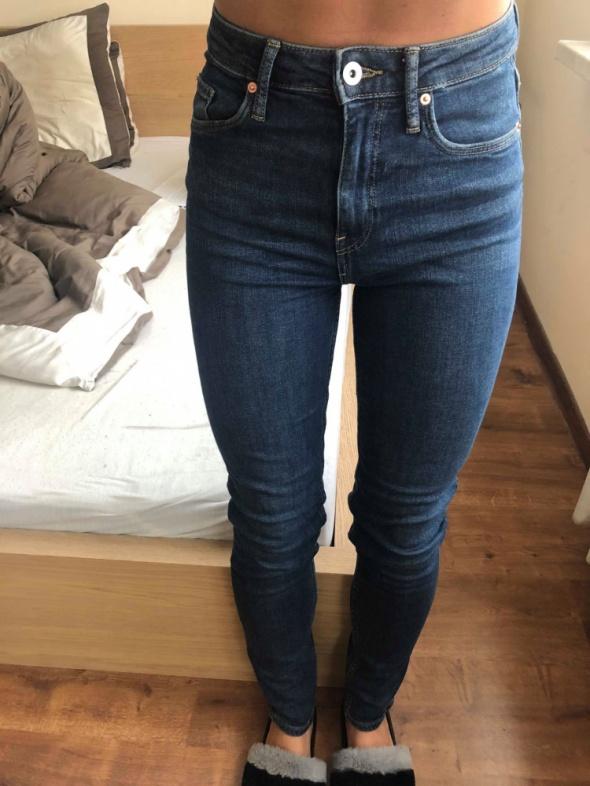 Wyprzedaż nowe jeansy hm