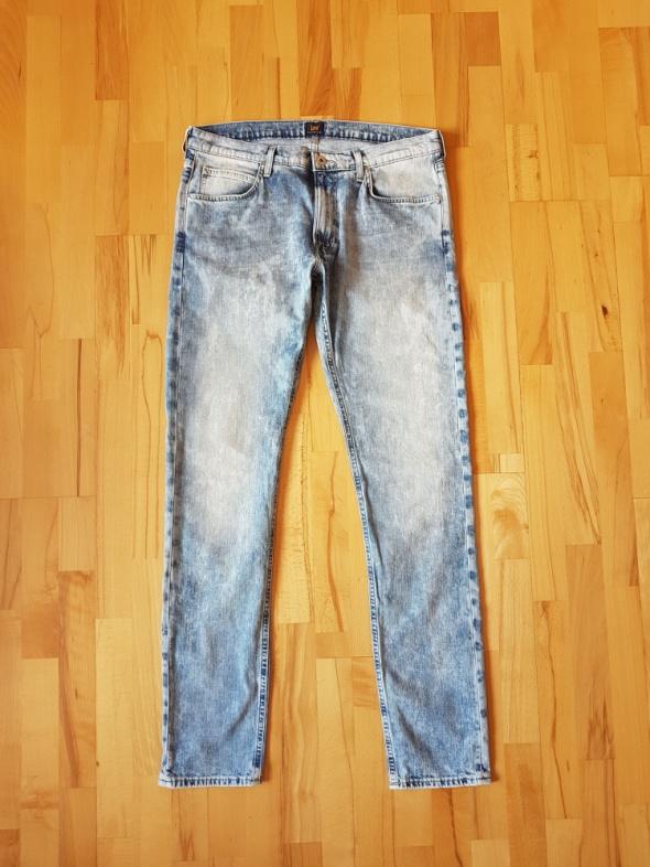 Męskie spodnie Lee W34 L34 Stan idealny LUKE...