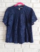 Elegancka koronkowa bluzka 18 46...