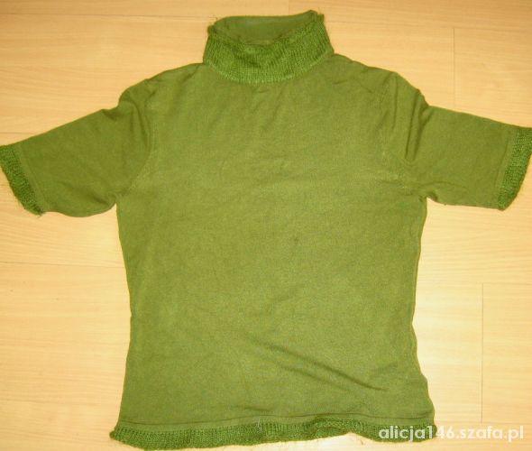 Solar dzianinowy swetrek XL