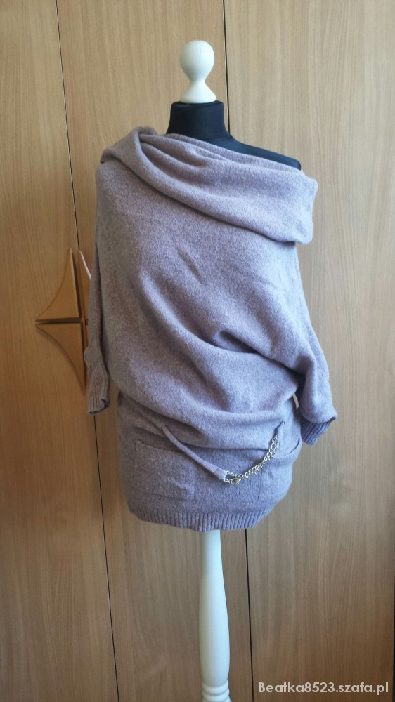 Milusi i cieplutki sweter