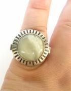 Srebrny pierścionek polska lata 70 te...
