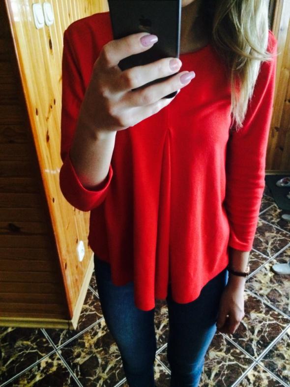 Bluzka czerwona Mohito