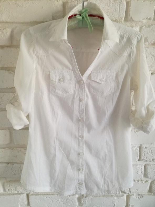 Biała koszula Reserved 34 XS...