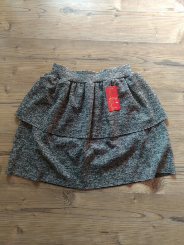 Nowa melanżowa spódniczka rozmiar M L