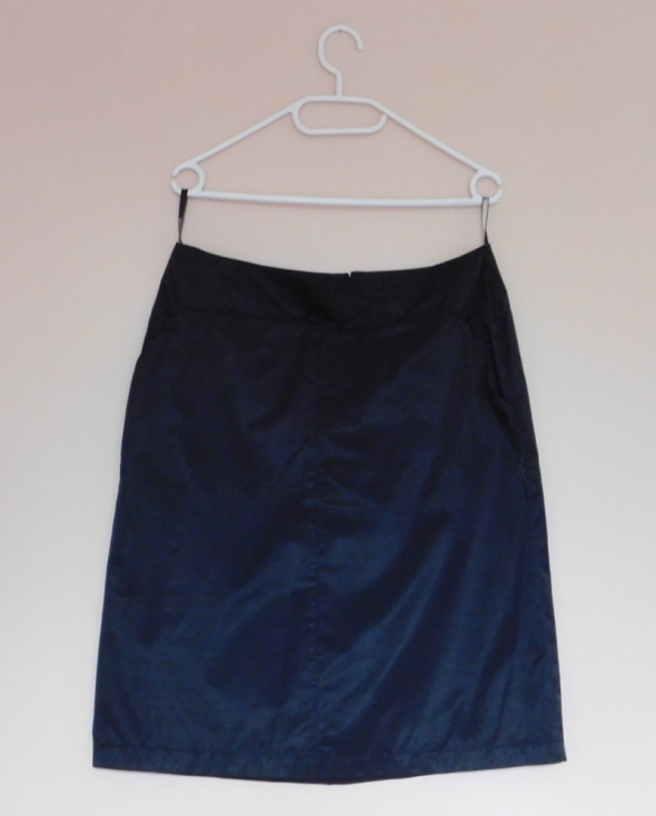Topshop czarna spódnica 42