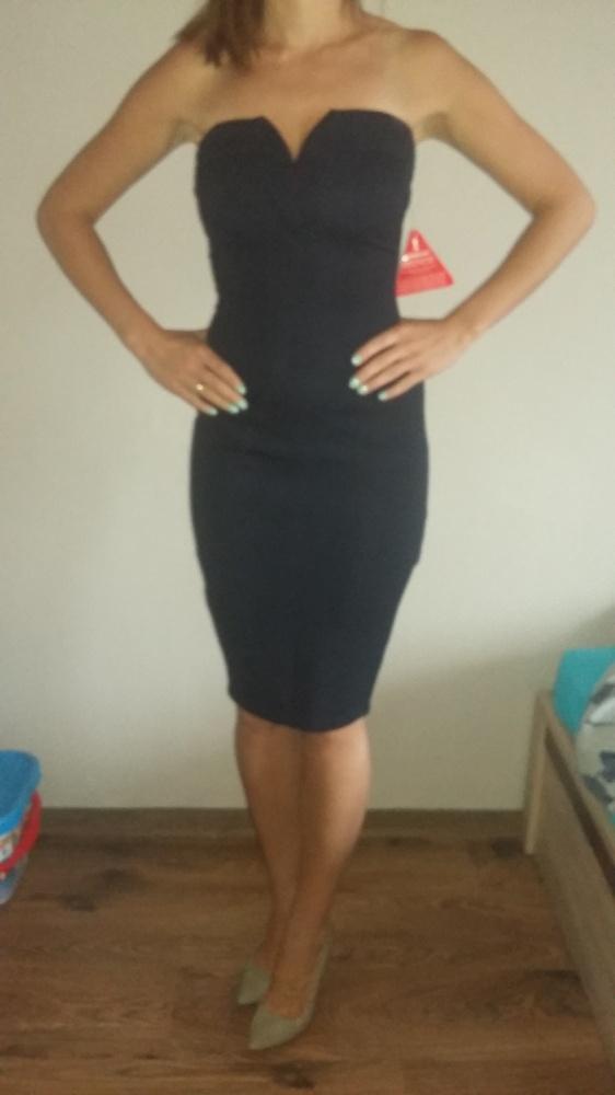Elegancka sukienka Asos Xs s