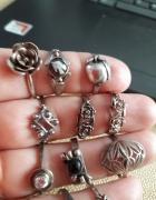 Mix pierścionków...