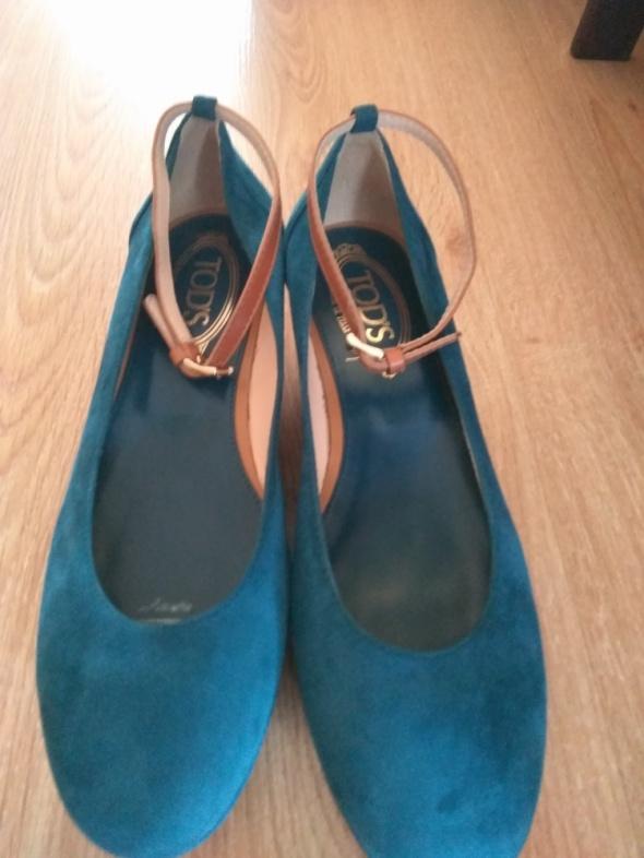 Damskie buty Tods